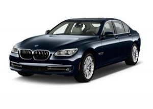 China Airport Transfer BMW 7