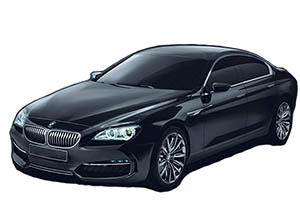 China Airport Transfer BMW 5