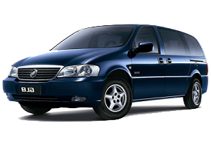 China Airport Transfer GL8